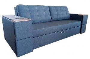 Диван прямой Портленд с выкатным столиком - Мебельная фабрика «SOFT ART»