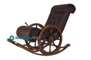 Кресло-качалка Тенария 4 Штурвал - Мебельная фабрика «Мебелик»