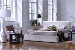 Кровать АВИАНА - Мебельная фабрика «Diron»