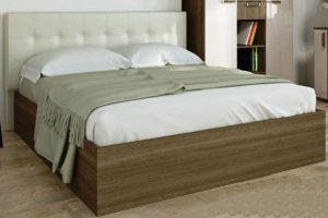 Кровать Николь-2 с мягким изголовьем - Мебельная фабрика «Элна»