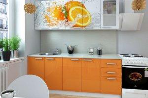 Кухня Апельсин - Мебельная фабрика «Д.А.Р. Мебель»