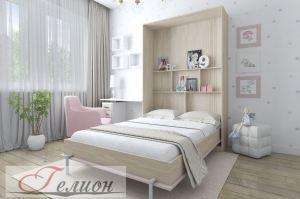 Шкаф-кровать Вертикаль - Мебельная фабрика «ГЕЛИОН»