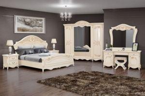 Модульная Спальня Донателла Ваниль - Мебельная фабрика «Кубань-Мебель»