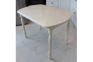 Стол 3 столешница из искусственного камня - Мебельная фабрика «Мир камня»