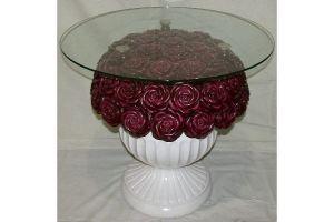 Стол журнальный Букет роз - Мебельная фабрика «Випус»