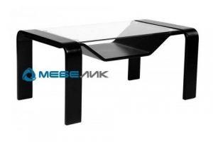 Стол журнальный Гурон 1 венге - Мебельная фабрика «Мебелик»