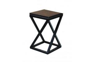 Табурет 6 крашенный каркас - Мебельная фабрика «Мир Стульев»