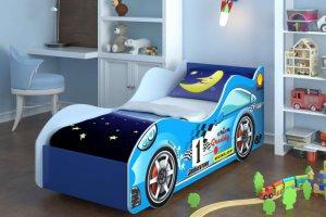Детская кровать Машина - Мебельная фабрика «Д.А.Р. Мебель»