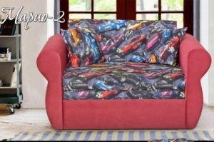 Детский диван Марио-2 - Мебельная фабрика «DeLuxe»