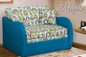 Детский диван Марио - Мебельная фабрика «DeLuxe»
