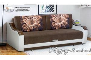 Диван Мадрид-2 тик-так - Мебельная фабрика «DeLuxe»