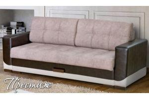 Диван Престиж прямой - Мебельная фабрика «DeLuxe»