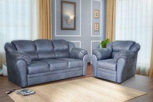 Диван-кровать и кресло Фламенко 2 - Мебельная фабрика «Нижегородмебель и К (НиК)»