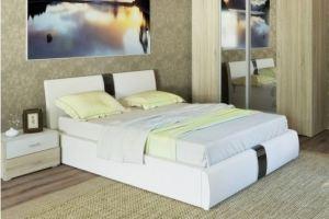 Кровать двойная Челси - Мебельная фабрика «Нижегородмебель и К (НиК)»