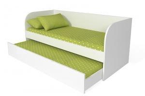 Кровать Софа Стандарт выкатная - Мебельная фабрика «БонусМебель»