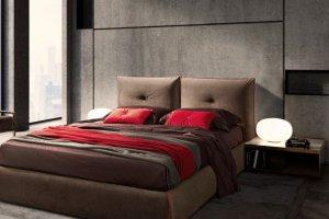 Кровать Гуфо - Мебельная фабрика «Diron»