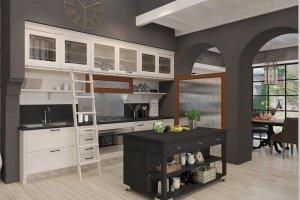Кухня Абика за п.м. - Мебельная фабрика «Анонс»