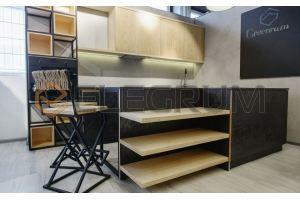 Кухня Ecoply E 01 - Мебельная фабрика «ELEGRUM»