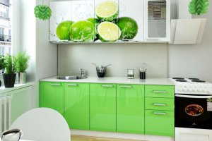 Кухня Лайм - Мебельная фабрика «Д.А.Р. Мебель»