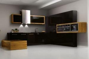 Кухня Саванна lux - Мебельная фабрика «Идея»