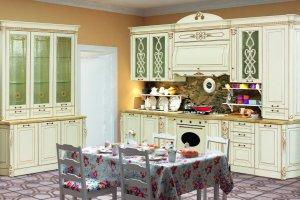 Кухня София 1 - Мебельная фабрика «Кубань-мебель»