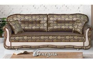 Прямой диван Венеция - Мебельная фабрика «DeLuxe»