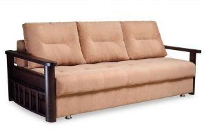 Прямой диван Верона газетница - Мебельная фабрика «Сапсан»