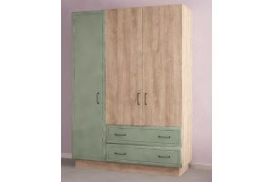 Шкаф 3-х дверный Ханна - Мебельная фабрика «Комфорт-S»