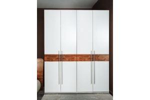 Шкаф 4х дверный Fellini - Мебельная фабрика «МАКС Интерьер»