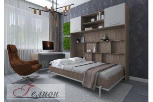 Шкаф-кровать Горизонталь - Мебельная фабрика «ГЕЛИОН»