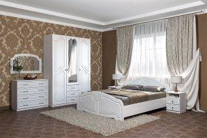Спальный гарнитур Классика 1 - Мебельная фабрика «ДИАЛ»
