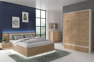 Спальня современная Virginia - Мебельная фабрика «Сильва»