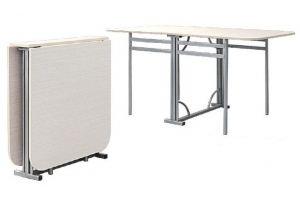 Стол кухонный книжка 3 крашенный металлокаркас - Мебельная фабрика «Мир Стульев»