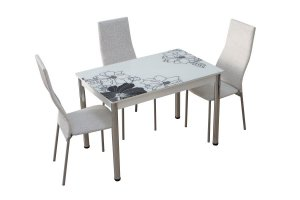 Стол обеденный Линда 2 - Мебельная фабрика «Milio»