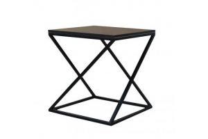Стол обеденный Саен №6 крашенный металлокаркас - Мебельная фабрика «Мир Стульев»
