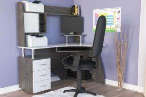 Стол компьютерный СК 42 - Мебельная фабрика «Д.А.Р. Мебель»