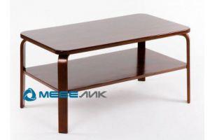 Стол журнальный Айроль вишня - Мебельная фабрика «Мебелик»