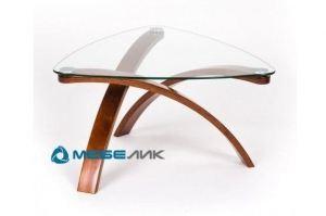 Стол журнальный Гурон 3 вишня - Мебельная фабрика «Мебелик»
