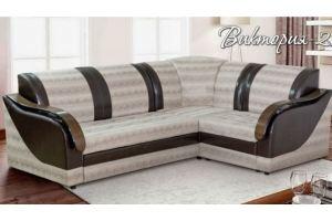 Угловой диван Виктория 2 - Мебельная фабрика «DeLuxe»