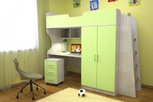 Детская Емеля 2 - Мебельная фабрика «Д.А.Р. Мебель»