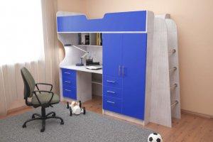 Детская Емеля 4 - Мебельная фабрика «Д.А.Р. Мебель»