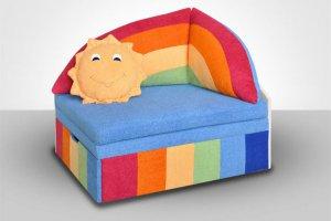 Детский диван Радуга - Мебельная фабрика «Славянская мебель»