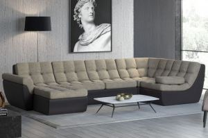 Диван Benson панорамный - Мебельная фабрика «Malitta»