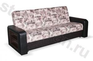 Диван прямой Элегант 2 - Мебельная фабрика «Стелла»