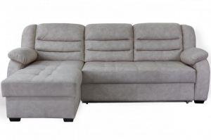 Угловой диван Каприз-Pro с оттоманкой - Мебельная фабрика «Радуга»