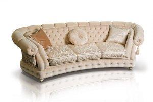 диван Палаццо 3-х местный - Мебельная фабрика «ИСТЕЛИО»