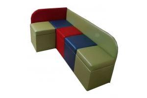 Модульный диванчик Карапуз - Мебельная фабрика «Наида»