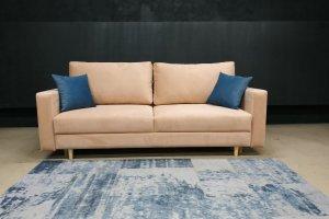 Прямой диван Софт тик-так - Мебельная фабрика «ZOFO мебель»