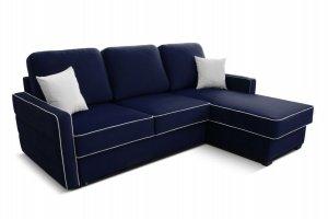 Диван Дублин с оттоманкой - Мебельная фабрика «Дивайн»