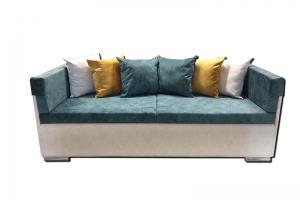 Двухместный диван Амодей - Мебельная фабрика «Виктория Мебель»